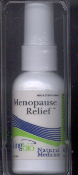 Click for details about Menopause Relief 2 oz spray