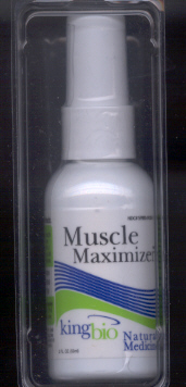 Click for details about Muscle Maximizer 2 oz spray