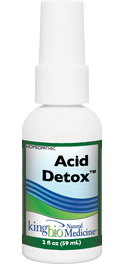 Click for details about Acid Clenz Detox and pH Balance 2 fl oz