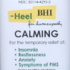 Click for details about Calming by BHI 100 tablets