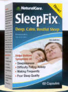 Click for details about Sleep Fix 60 capsules