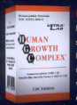 Click for details about Human Growth Hormone Complex 125 tabs