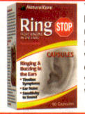 Ring Stop for Tinnitus