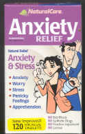 Click for details about Anxiety Relief  120 tabs