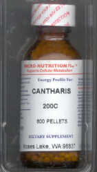 Click for details about Cantharis 200C 1 oz with 680 pellets