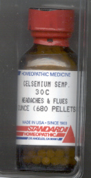 Click for details about Gelsemium            30C  1 oz with 680 pellets