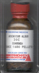 Click for details about Arsenicum Album 30C  economy 1 oz with 680 pellets