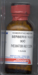 Click for details about Berberis Vulgaris 30C 1 oz with 680 pellets