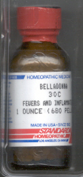 Click for details about Belladonna 30C  1 oz with 680 pellets