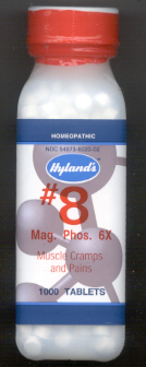 Click for details about #8 Magnesium Phos 6X economy 1000 tablets