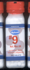 Click for details about Natrum Mur 6X 1000 tablets #9 CELL SALT