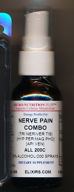Click for details about * Nerve Pain Combo 200C 1 oz spray Topical Relief