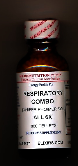 Click for details about Respiratory Combo 6X 1 oz pellets