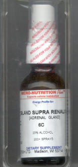 Click for details about Adrenal Gland 30C 1 oz spray 20% SALE