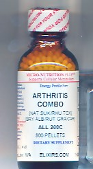 Click for details about * Arthritis Combo 200C economy 1 oz pellets