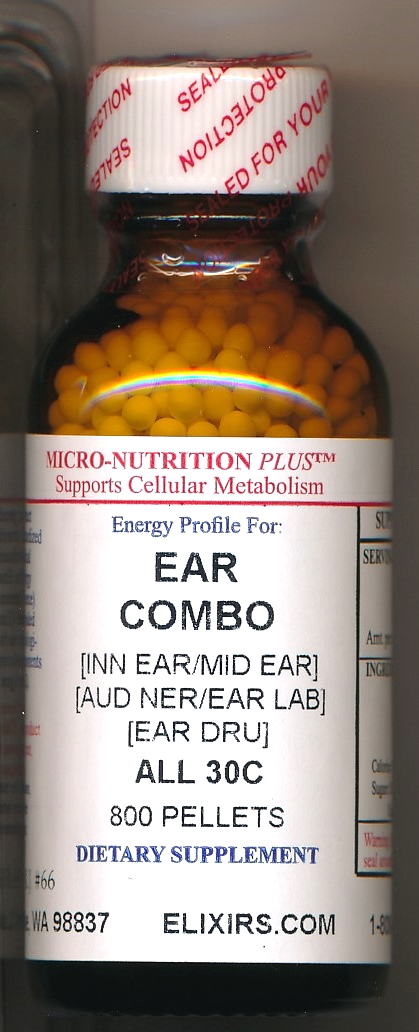 Click for details about Ear Combo tinnitus support 30C economy 800 pellets NEW