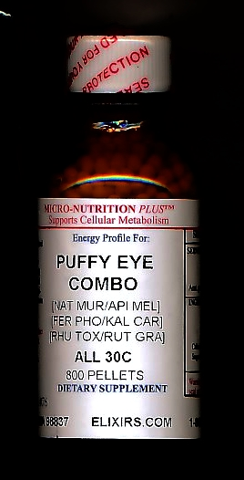 Click for details about Puffy Eye Combo 30C economy 800 pellets NEW