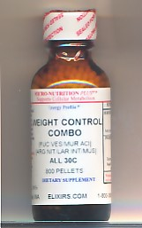 Click for details about * Weight Control Combo 30C NEW