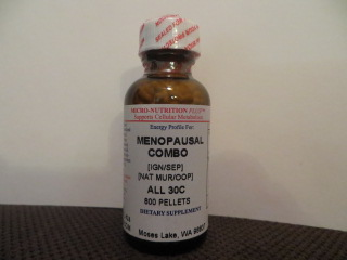 Click for details about Menopausal Combo 30C 1 oz with 800 pellets