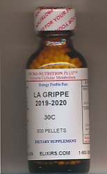 Click for details about Seasonal Influenzinum / La Grippe 2019-2020