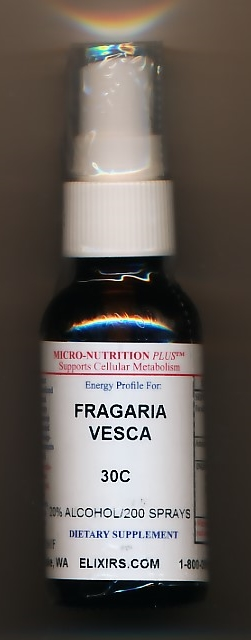 Click for details about Fragaria Vesca 30C 1 oz spray
