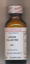 Click for details about Ledum 30C  1 oz with 680 pellets