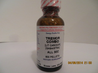 Click for details about Essential Tremor Combo 30C 1 oz pellets
