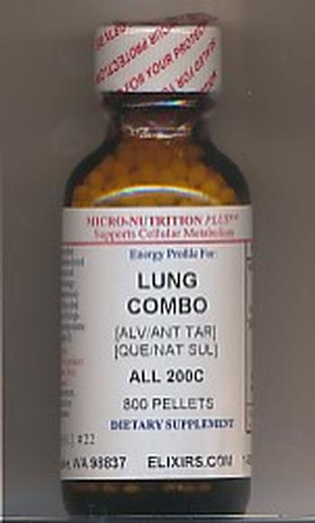 Click for details about Lung Combo 200C economy 800 pellets 15% SALE